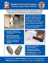 ZSi-Foster FF Plus for Snow Plows and Salt Trucks