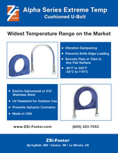 ZSi-Foster High-Temp U-Bolt