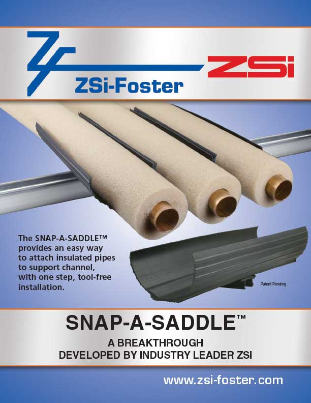 ZSi-Foster Snap-A-Saddle