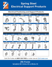 Spring Steel Support Products