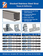 ZF-Stainless Steel Stock CA-TX